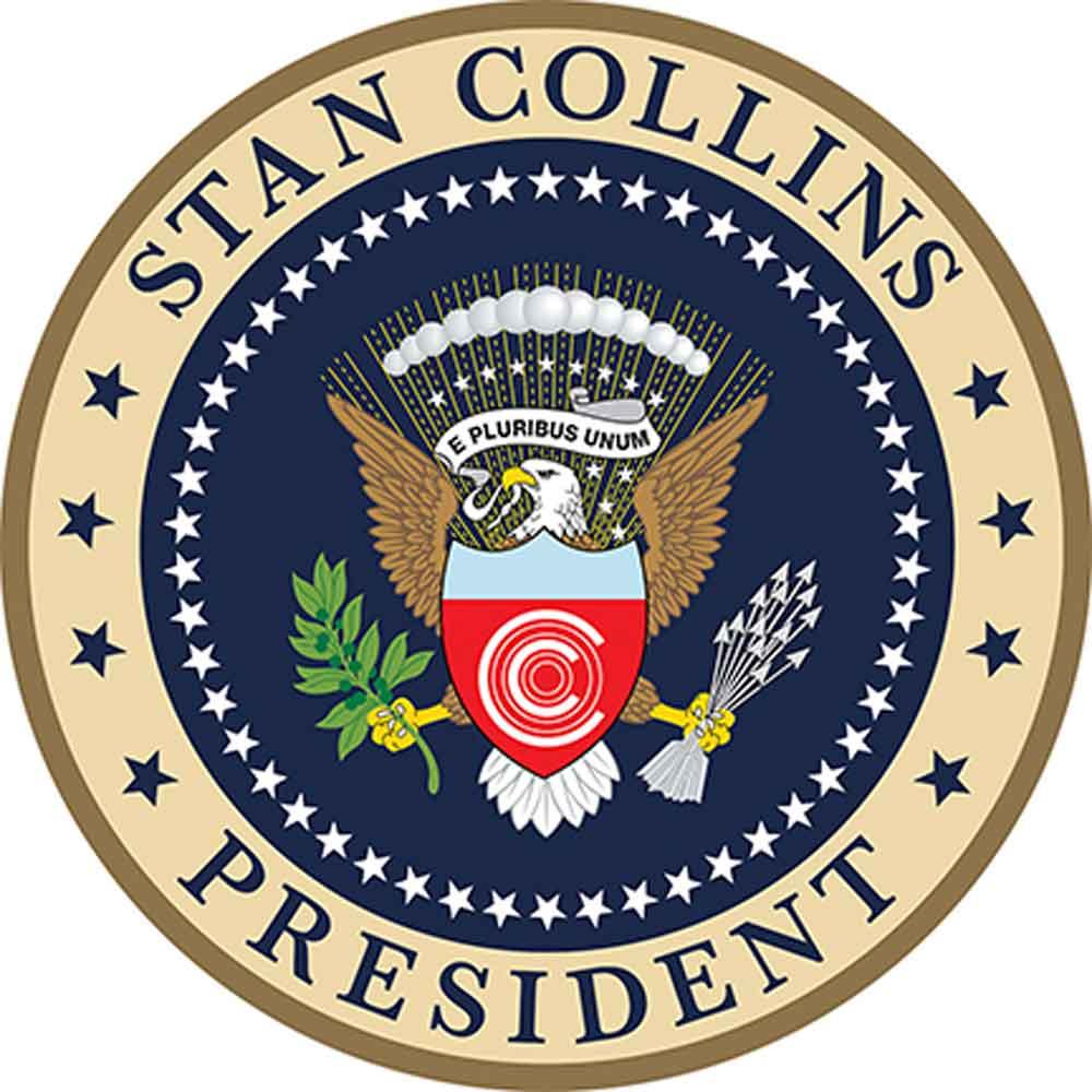 Custom White House plaques