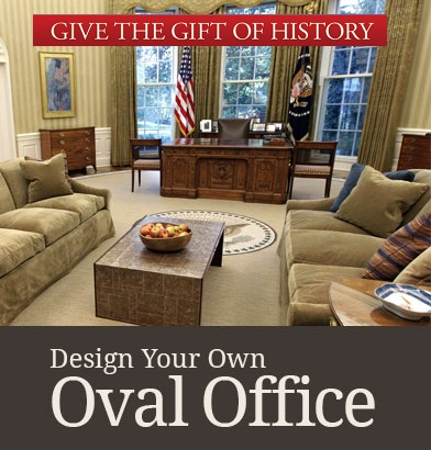 Decorate your own oval office