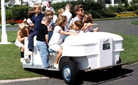 jfk-golf-cart