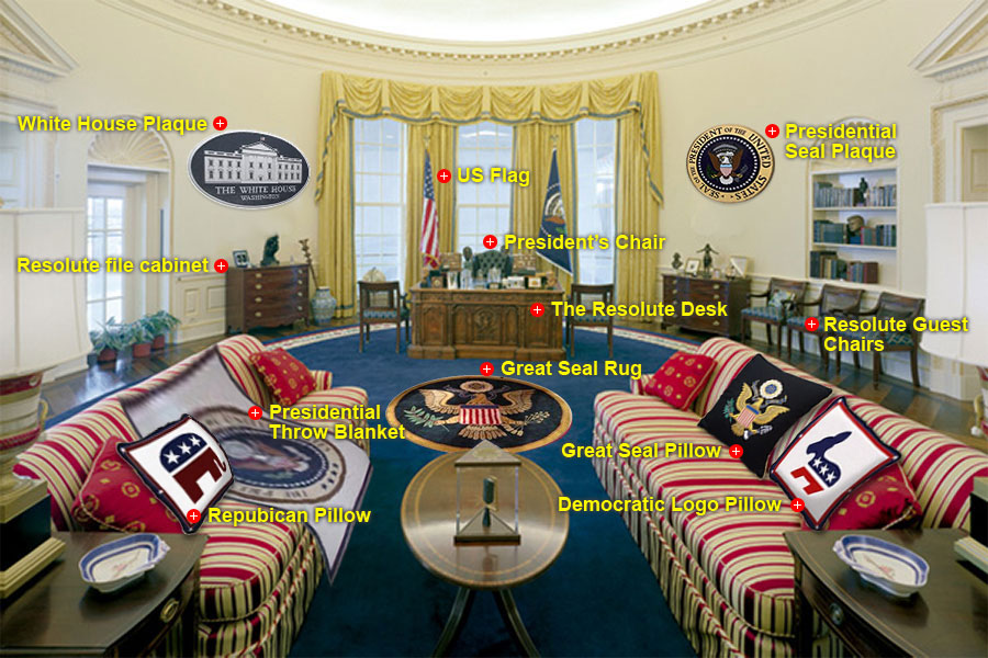 How To Design Your Own Oval Office