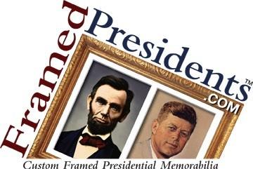 Framed Presidents