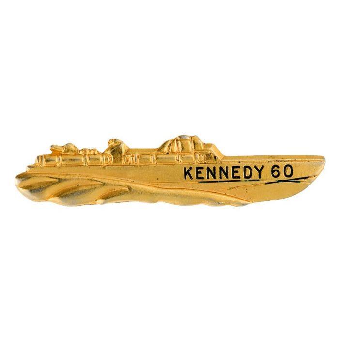 President John F Kennedy Tie Clip