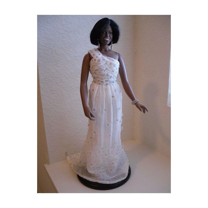 Michelle Obama Doll