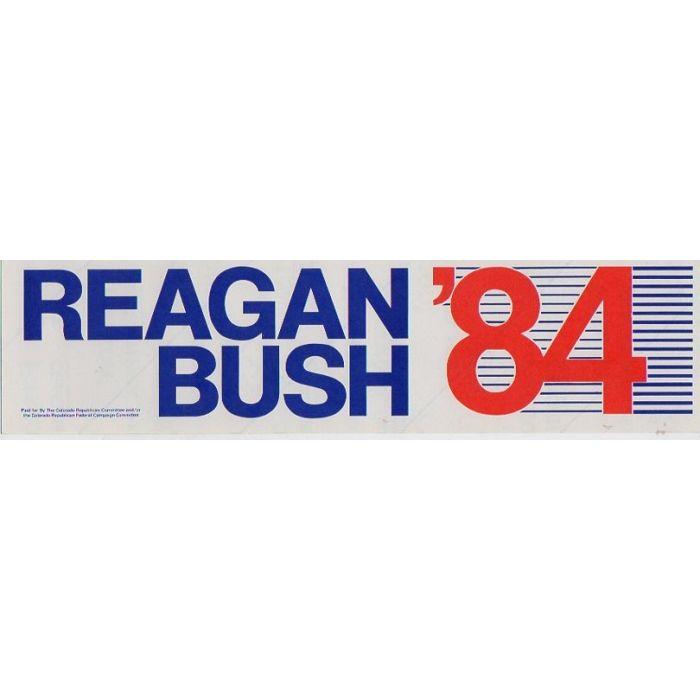 Reagan Vintage Bumper Sticker