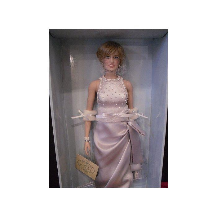 Franklin Mint Kate Middleton Wedding Doll