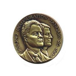 Bill Clinton Official 1997 Second Term Inaugural Medal