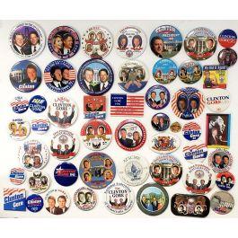 Clinton-Gore Campaign Pin