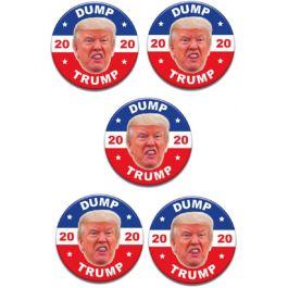 Dump Trump Banner Flag 2020 Presidential Election Democrat Anti Resist 1.5/'x3/'